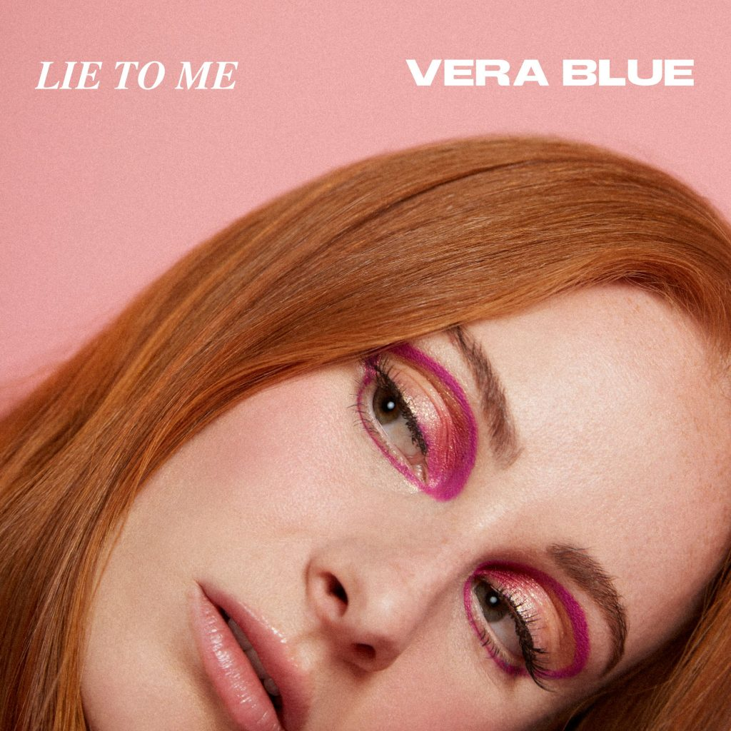 Vera Blue Lie To Me Artwork