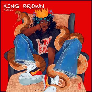 KING BROWN COVER