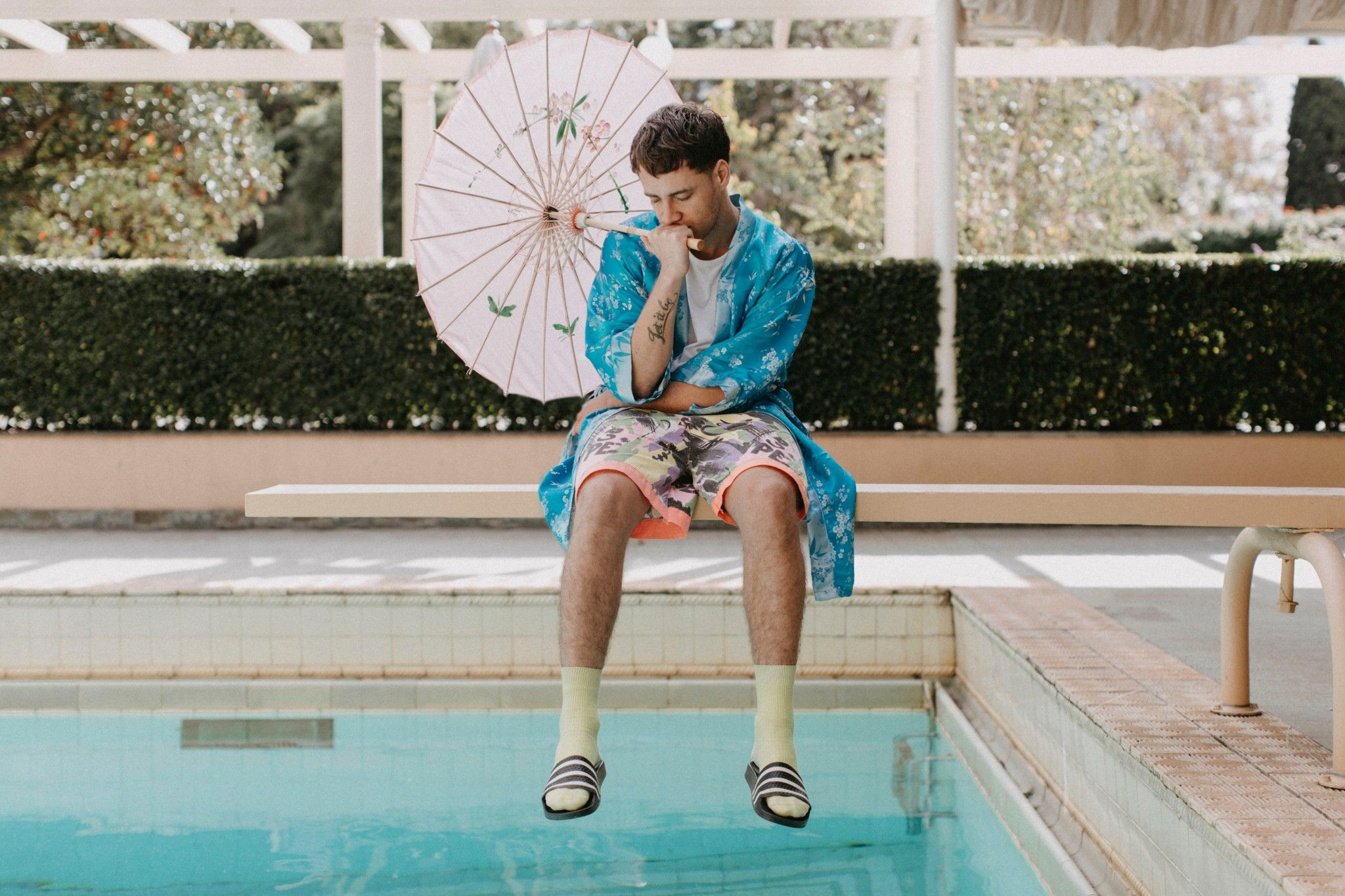 Lakyn Returns With His New Single 'Superhuman'