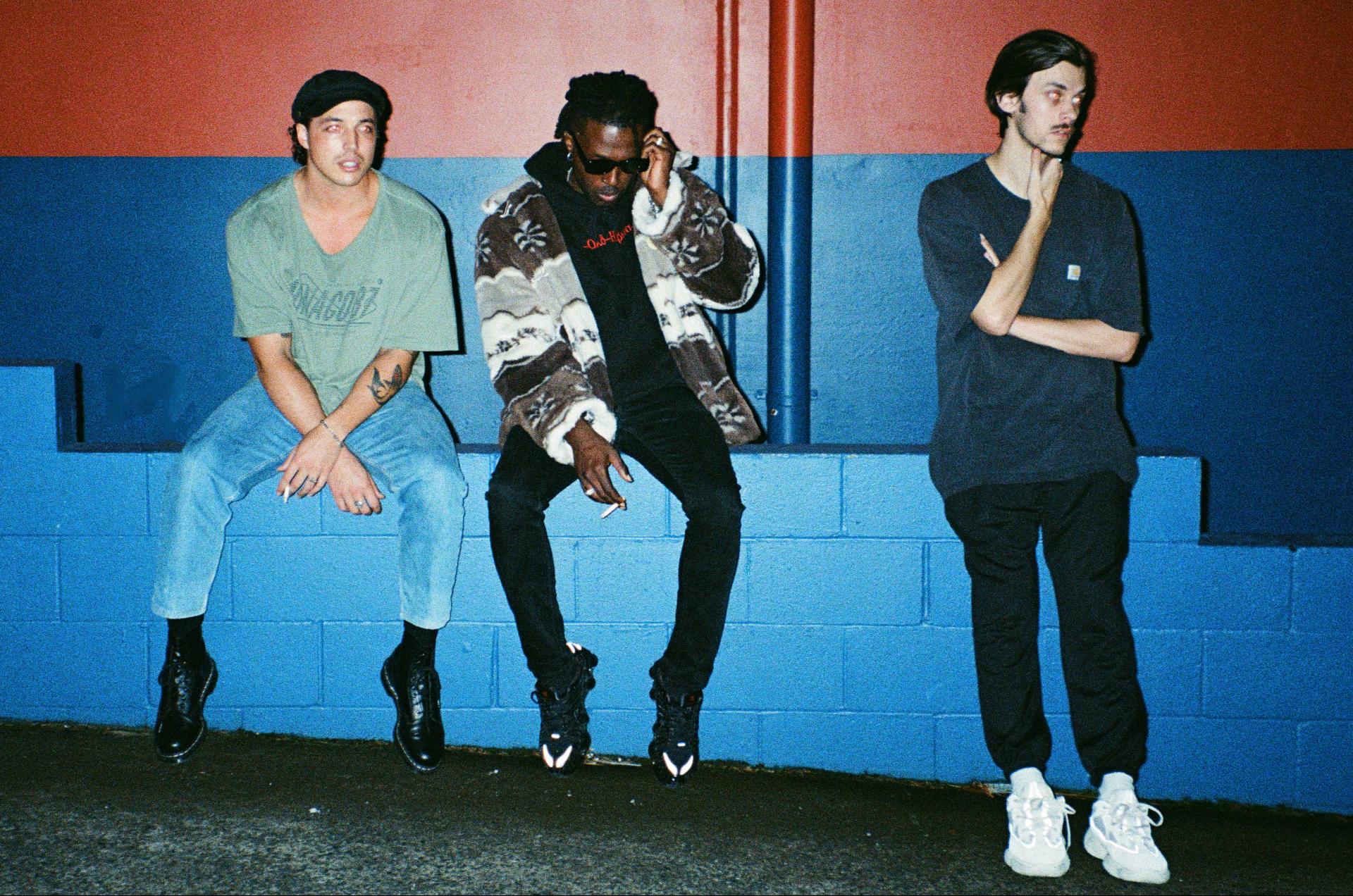 THE RIOT Unleash New Single 'Same Blunt'