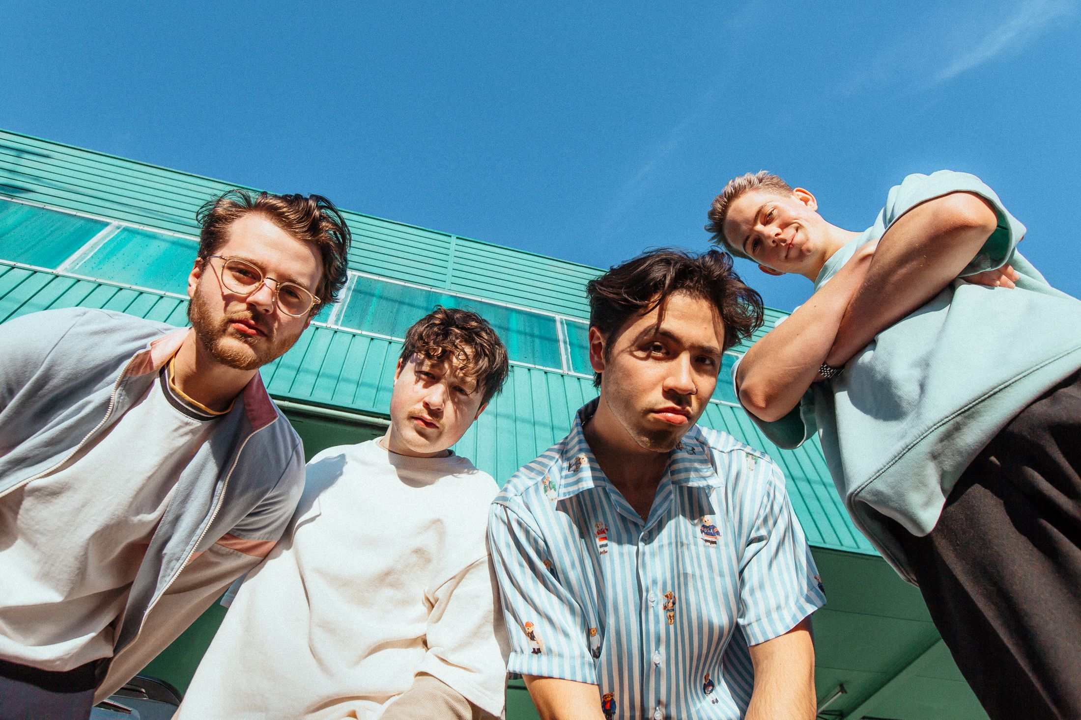 The Million Drop Their New Single & Video 'Last Call'