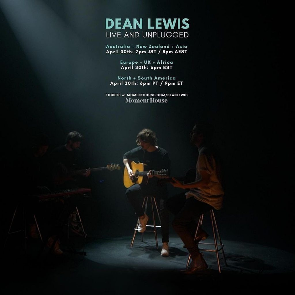 DeanLewis-Live&Unplugged