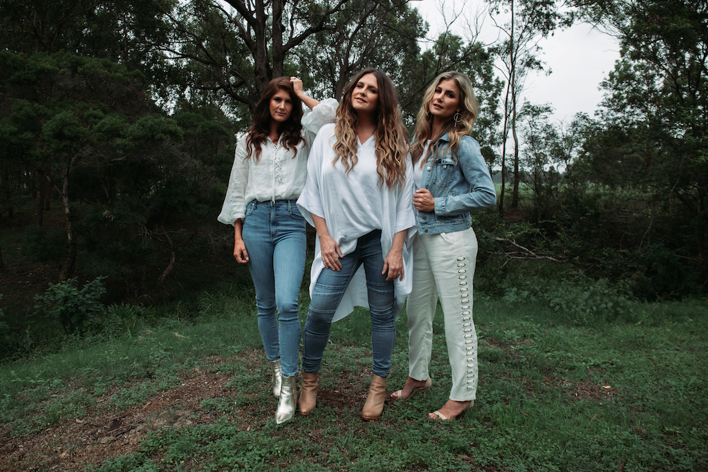 The McClymonts Share New Video For 'Looking For Perfect'; Live Shows; Golden Guitar Awards