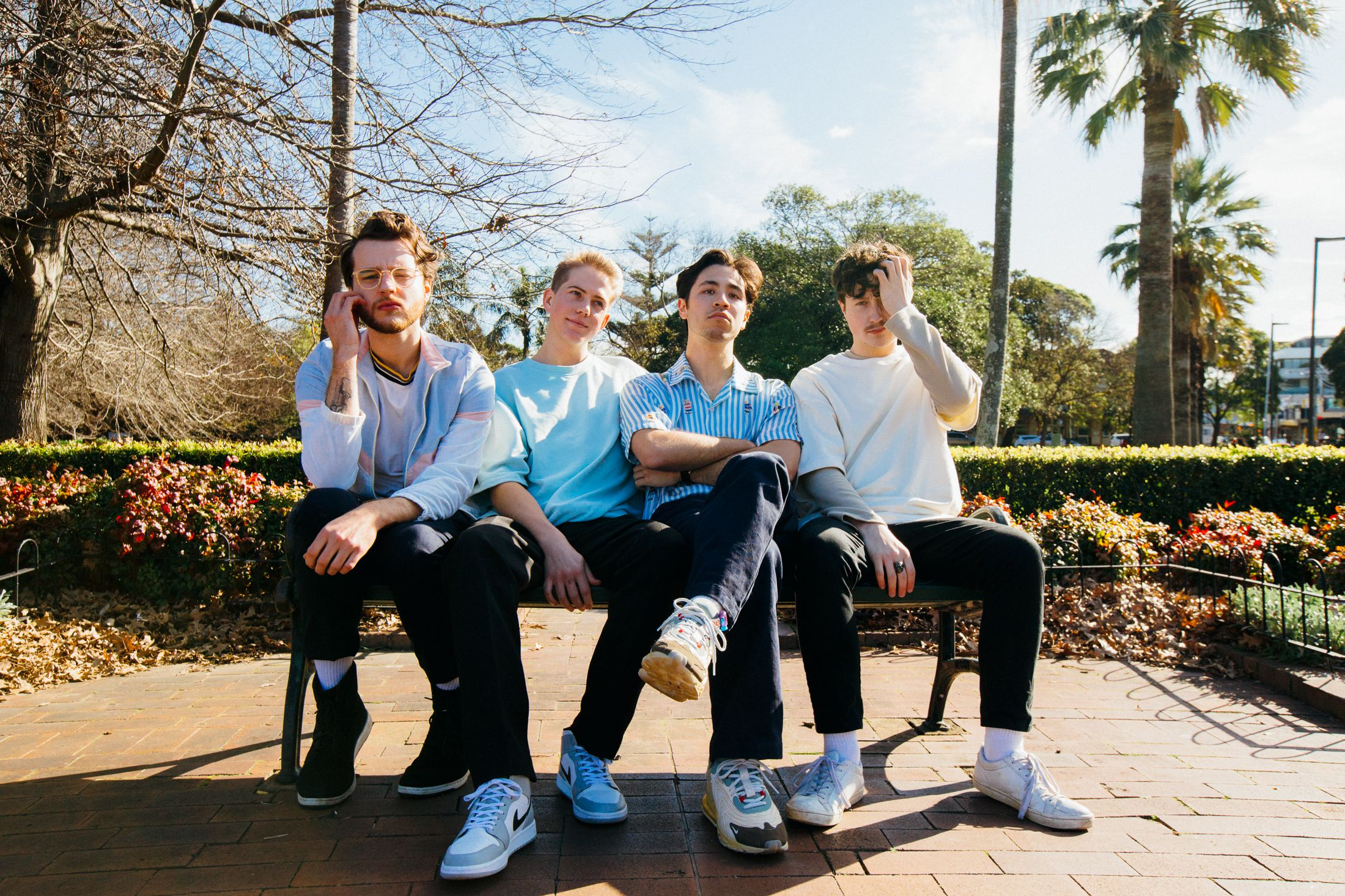 The Million Announce EP Release May 28th; Share New Single 'Stop/Go'; Sydney and Melbourne Shows